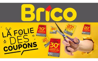 La folie des coupons chez Brico St Vith