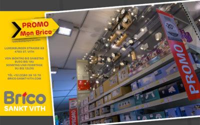 Profitez de nos offres sur les lampes Sencys*