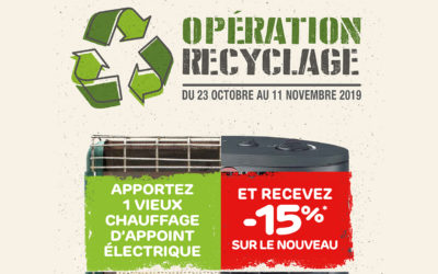 Recycling-Aktion*