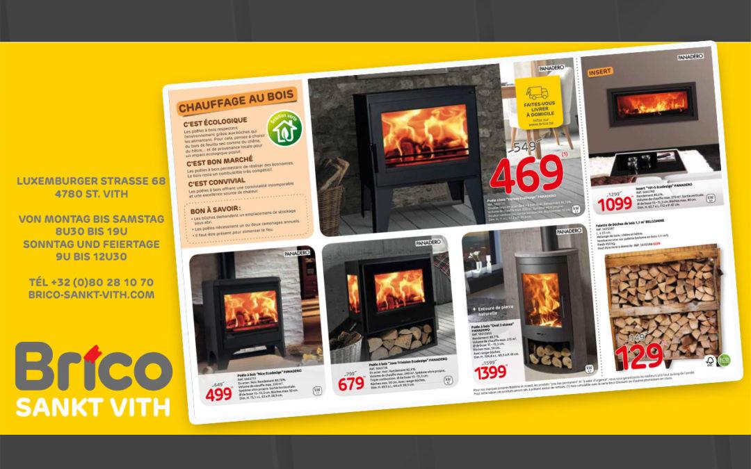 Angebote auf die Holzöfen*
