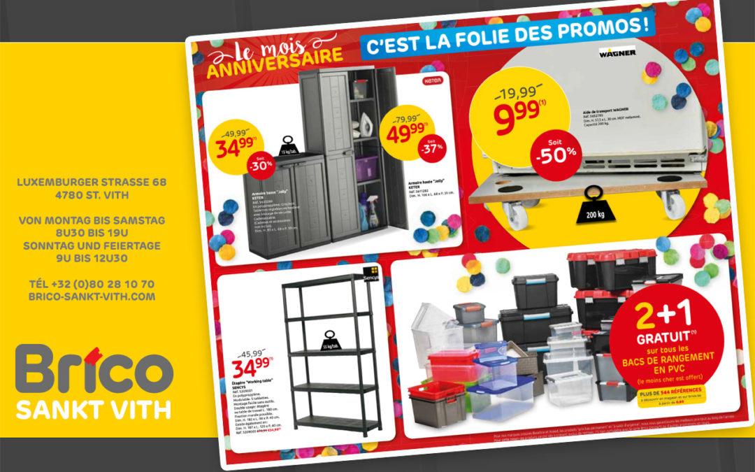 Angebote auf alle PVC-Kisten*