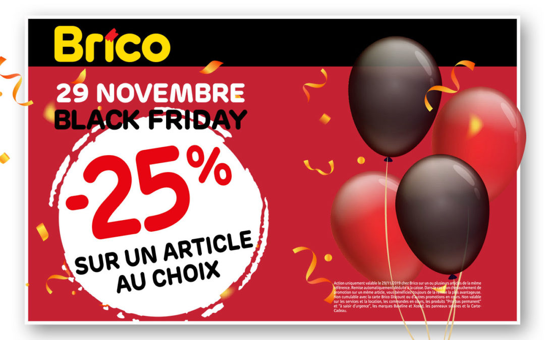 Angebot Black Friday