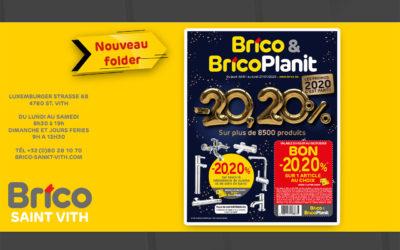 Découvrez le nouveau folder valable du 02/01 au 27/01/2020