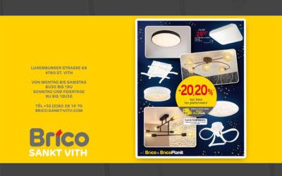 Angebot auf alle Deckenlampen*