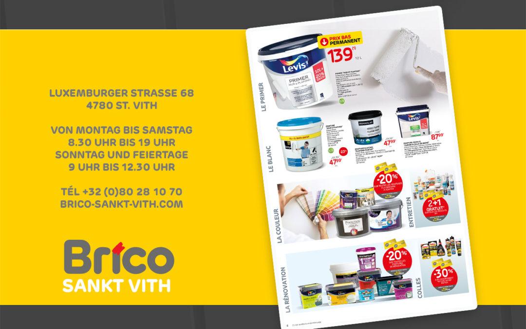 Profitieren Sie von unseren Angeboten auf die Farben*