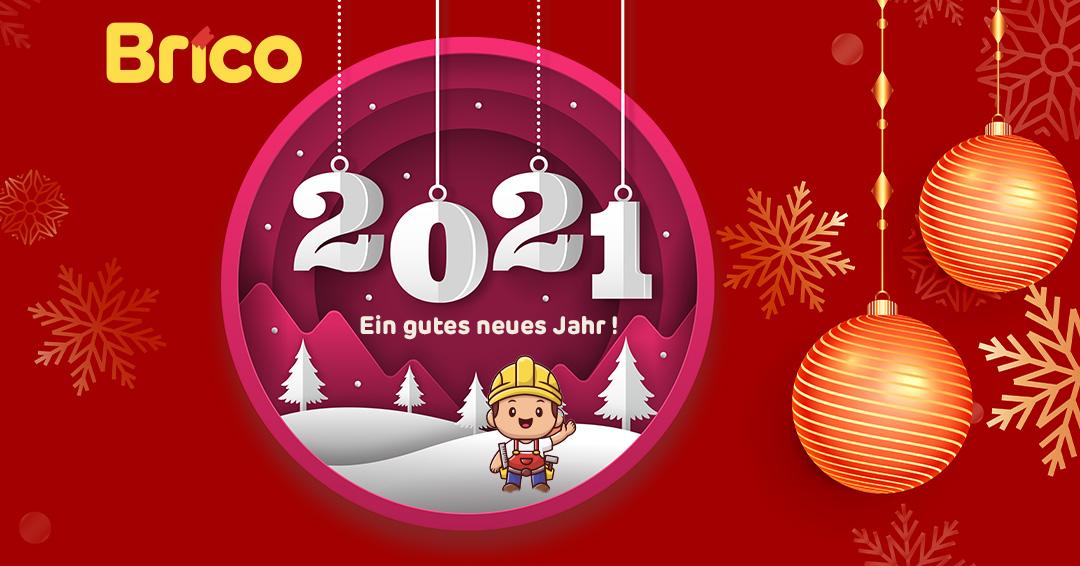 Ein gutes neues Jahr !