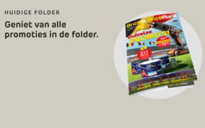 Nieuwe folder geldig van 23/06 tot 05/07/2021